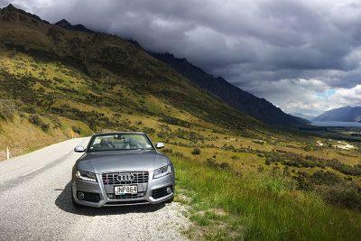 Rent Audi in New Zealand 3