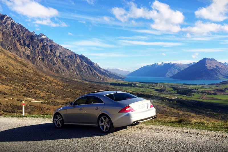 AMG-queenstown-sports-car-hire