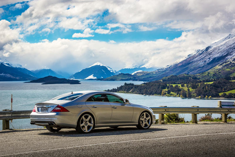 Luxury Car Rental Queenstown
