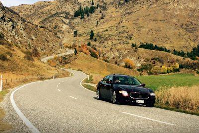 Rent Maserati in New Zealand
