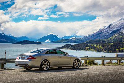 Rent Mercedes in New Zealand