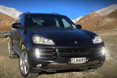 Rent Porsche in New Zealand