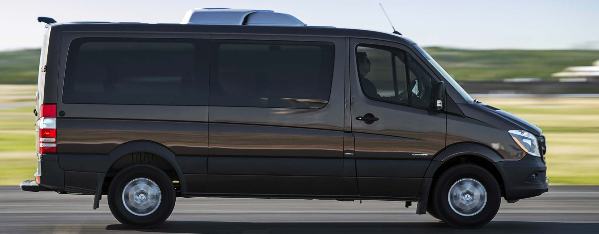 Mercedes Sprinter Van Hire Luxury Car Rental New Zealand