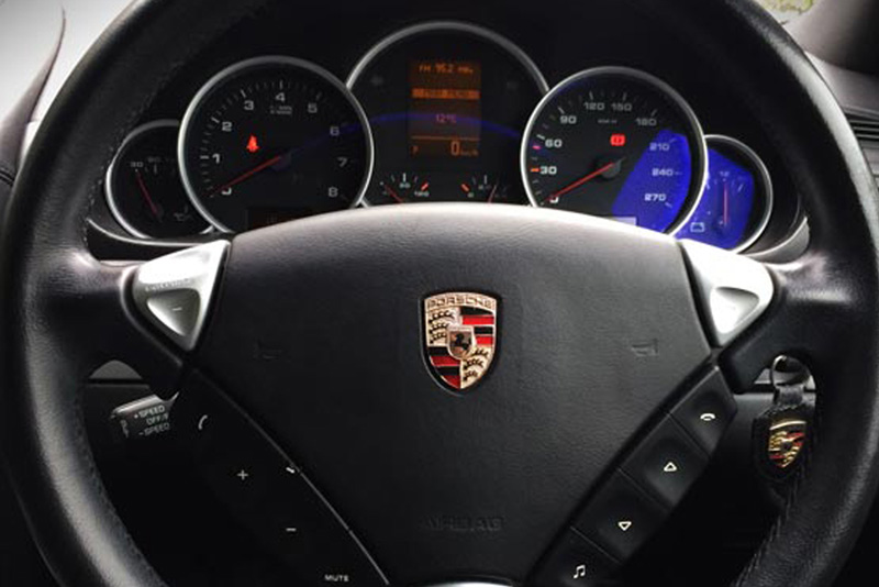 Porsche Cayenne S Luxury Car Rental New Zealand