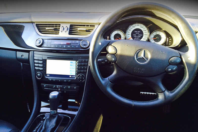 mercedes cls 55 amg luxury car rental new zealand. Black Bedroom Furniture Sets. Home Design Ideas