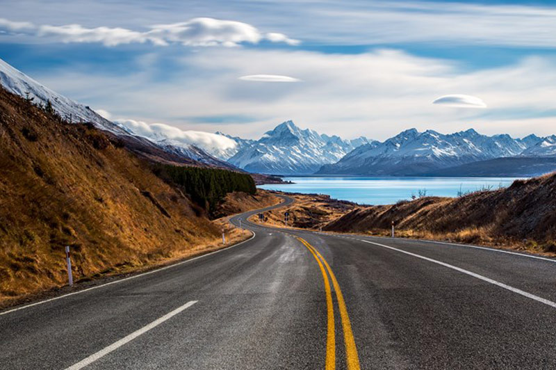 Luxury Car Hire New Zealand South Island
