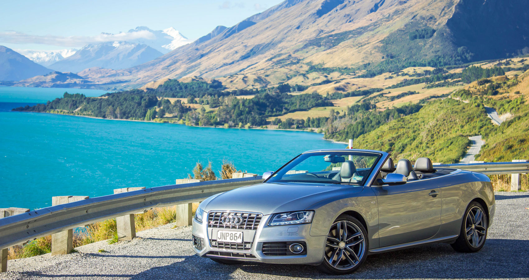 Luxury Car Hire Queenstown